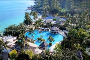 77 rooms resort for sale in Koh Samui Thailand - 1
