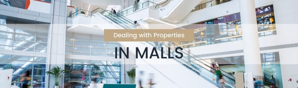 Shopping Center Properties Deals