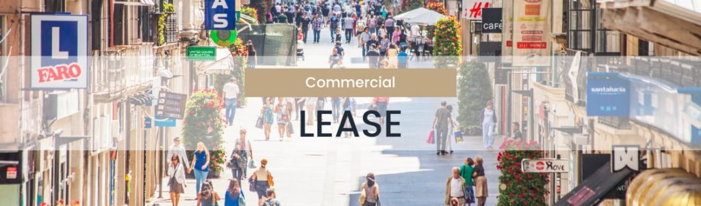 Successful Finding A Good Commercial Lease
