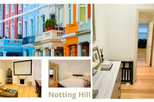 1 bed flat in Notting Hill London