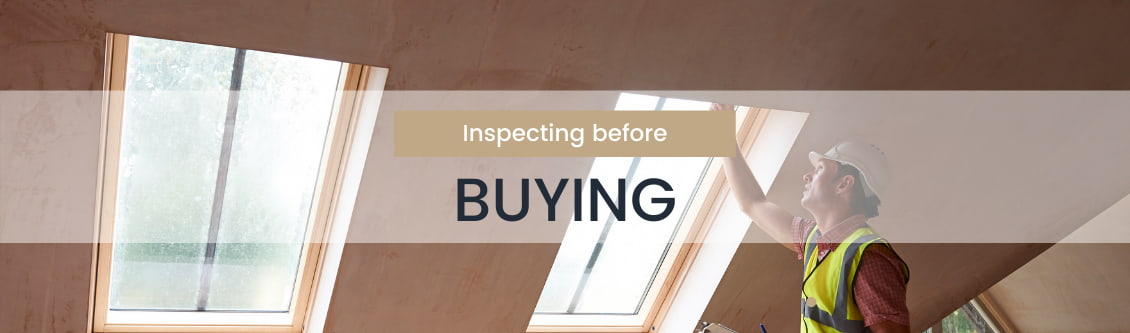The Real Estate Buyer Property Inspection