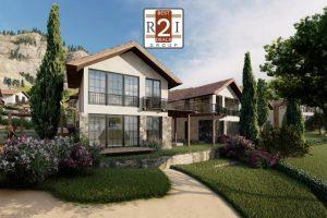 2 bedroom apartments Vineyard View Ilgaz Turkey