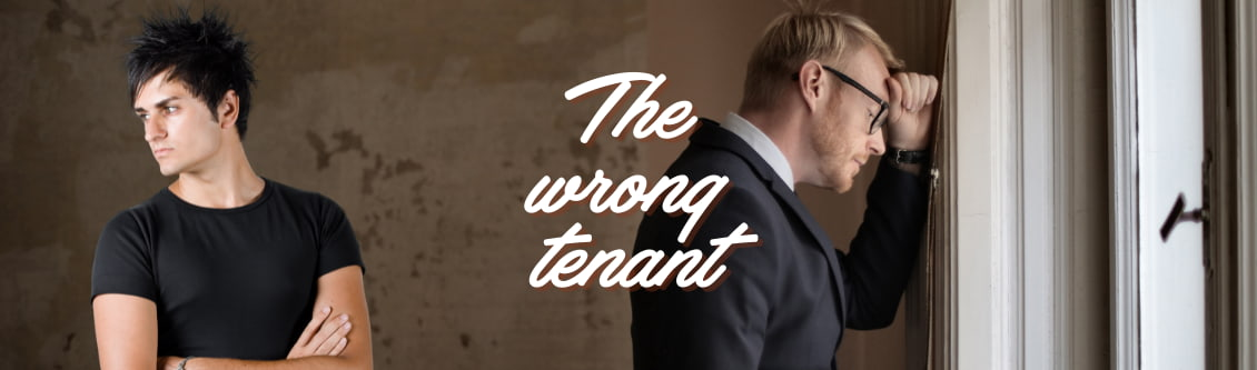 Dealing with an ex evicted tenant