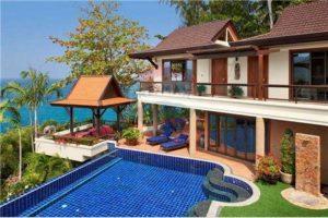 四卧室豪华别墅出售卡塔海滩普吉岛 4