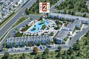 Apartments for sale at the Cove Garden Esentepe Cyprus-a