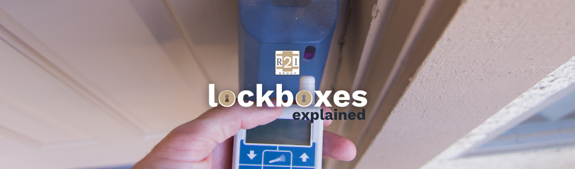 Showing properties and the lockboxes